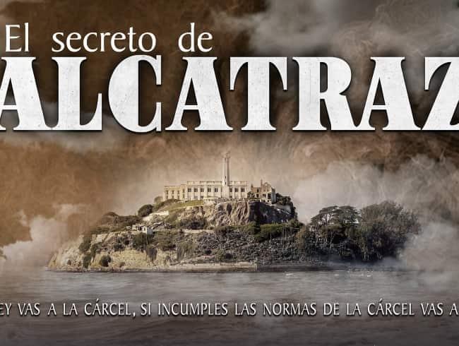 escape room: El Secreto de Alcatraz