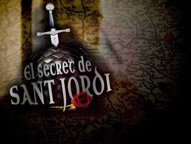 escape room: El secreto de Sant Jordi