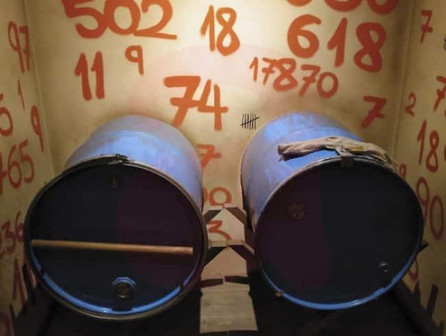 escape room: El sótano