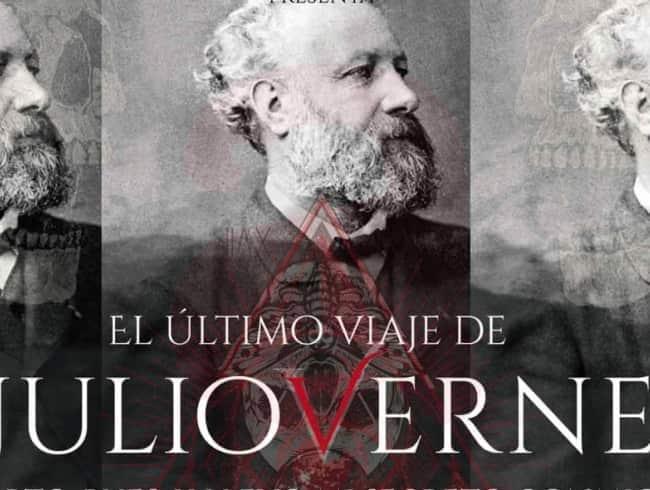 escape room: El último viaje de Julio Verne