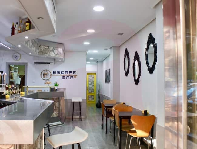 escape room: Escape bar