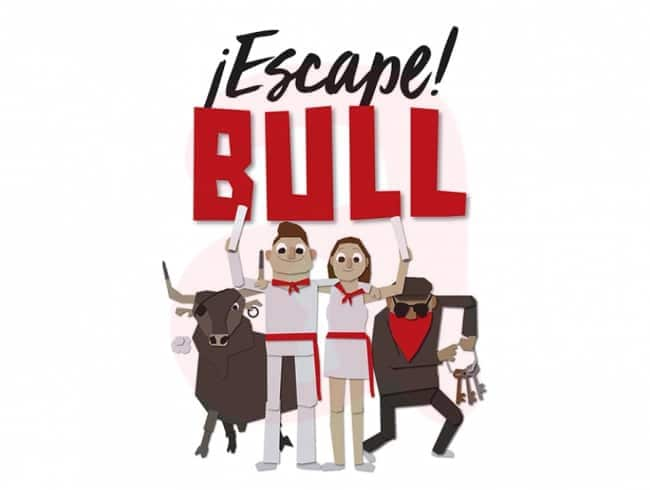 escape room: Escape bull