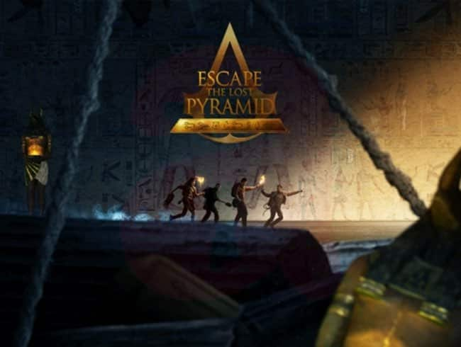 escape room: Escape the lost pyramid