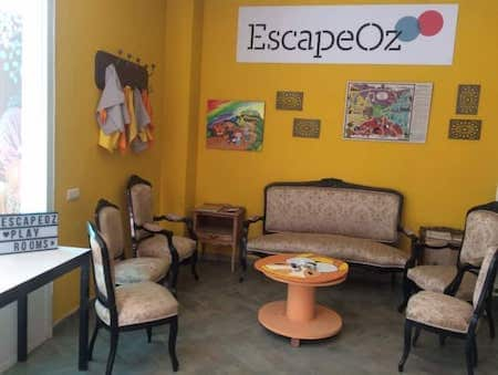 escape room: EscapeOz