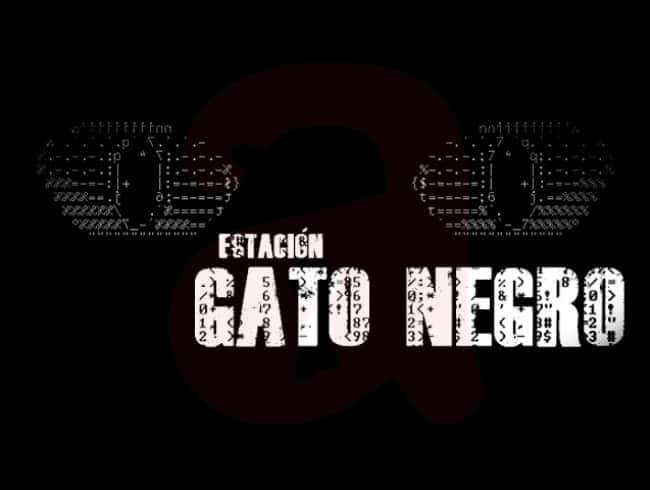 escape room: Estación Gato Negro