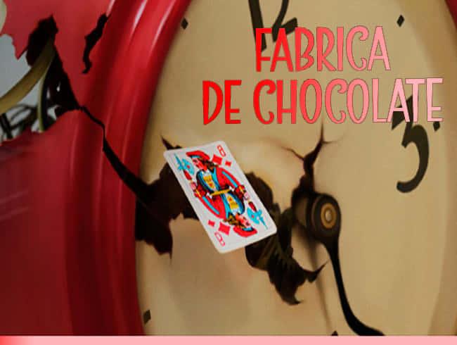escape room: Fábrica de chocolate