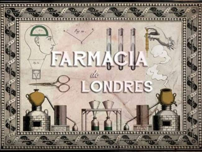escape room: Farmacia de Londres