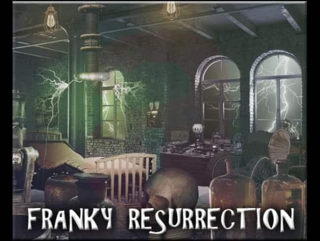 escape room: Franky resurrection