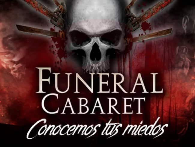 escape room: Funeral cabaret