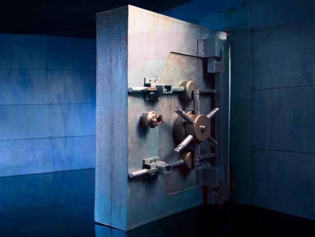 escape room: Golpe al banco