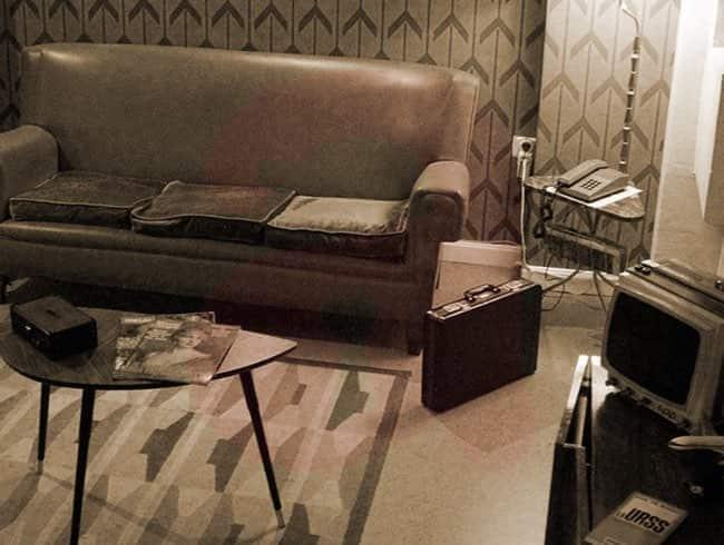 escape room: Guerra Fría-Agente doble 1976