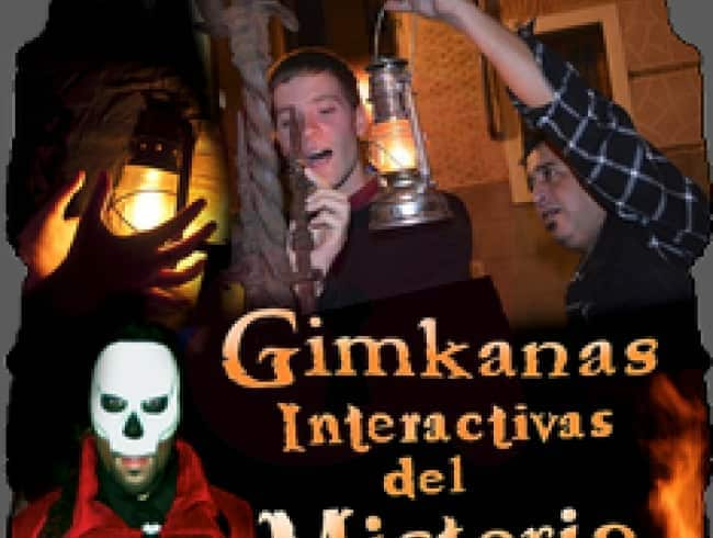 escape room: Gymkanas del misterio