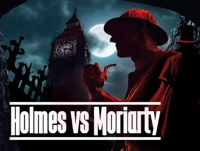 escape room: Holmes vs Moriarty - Sevilla