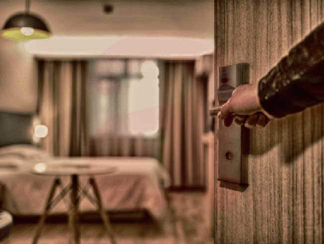 escape room: Hotel de Mala Muerte
