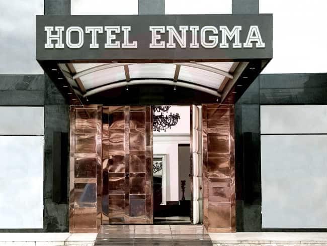 escape room: Hotel enigma