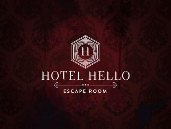 escape room: Hotel Hello