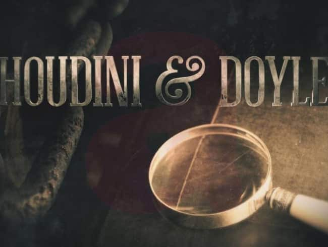 escape room: Houdini&Doyle