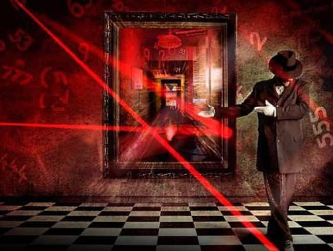 escape room: House of mysteries