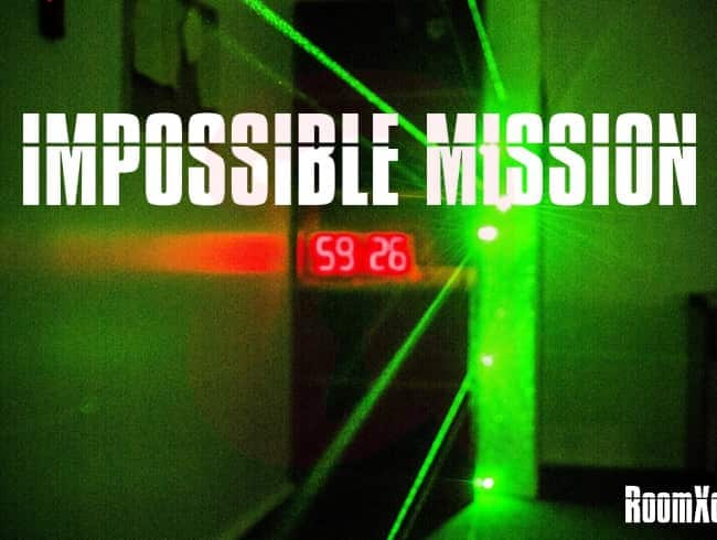 escape room: Impossible mission