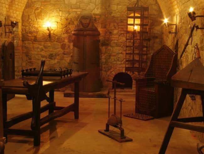 escape room: Inquisición