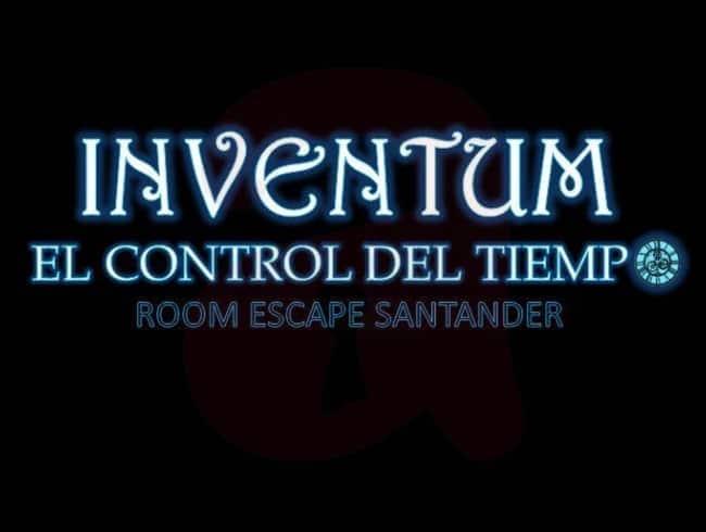 escape room: Inventum: el control del tiempo