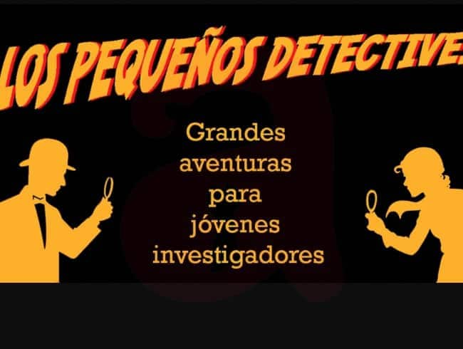 escape room: Jóvenes detectives