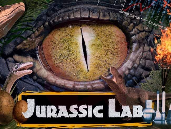 escape room: Jurassic lab