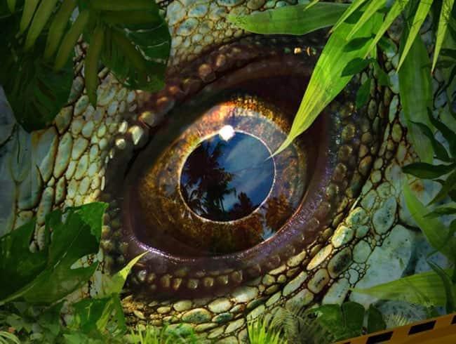 escape room: Jurassic land