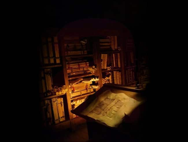 escape room: L'Abadessa