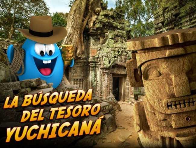 escape room: La búsqueda del tesoro Yuchicaná