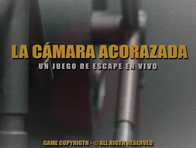 escape room: La Cámara Acorazada