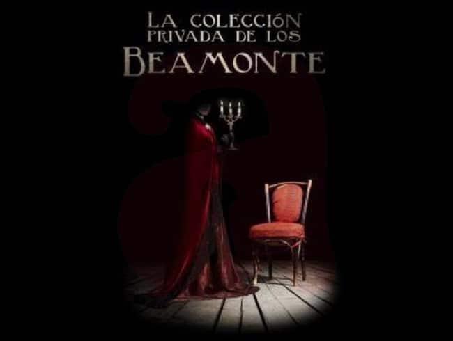 escape room: La colección privada de los Beamonte