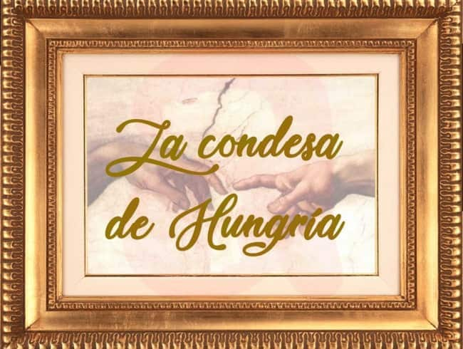 escape room: La condesa de Hungría