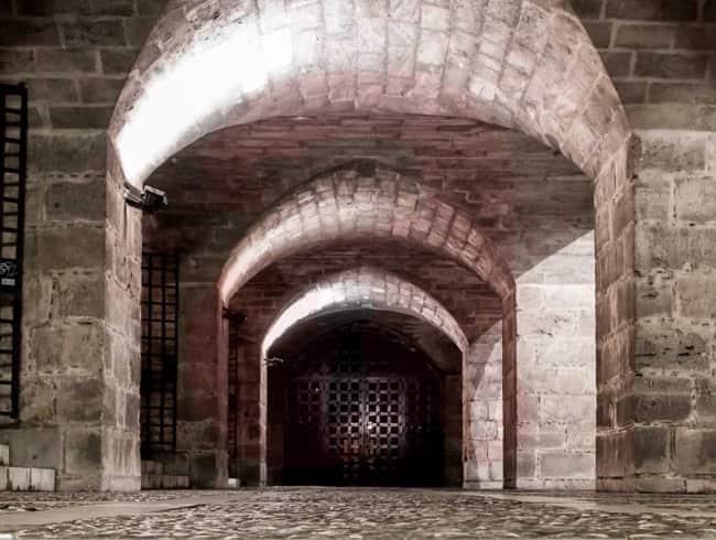 escape room: La cripta