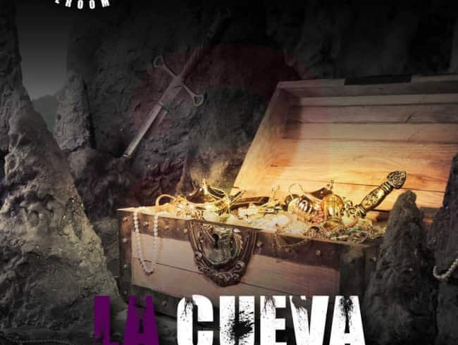 escape room: La Cueva