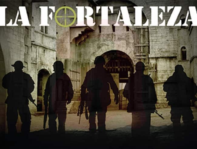 escape room: La fortaleza