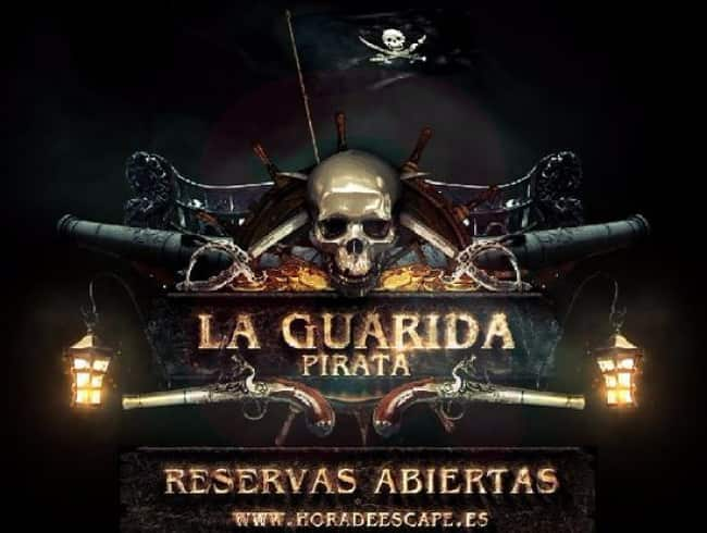 escape room: La guarida pirata