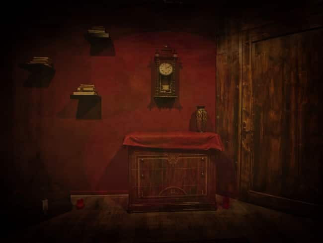 escape room: La habitación de Drácula
