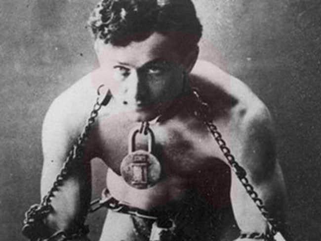 escape room: La habitación del gran Houdini
