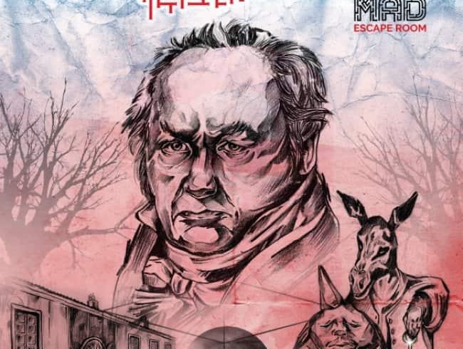 escape room: La locura de Goya