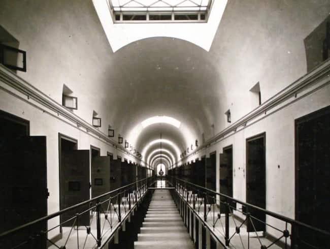 escape room: La maldición de la vieja penitenciaría