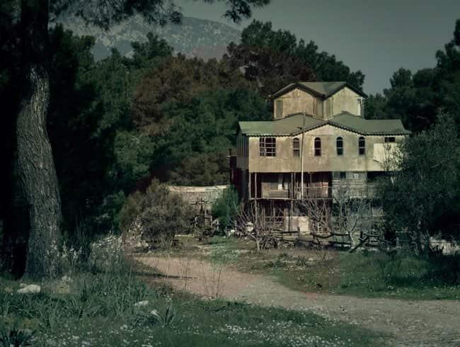 escape room: La mansión Odisea