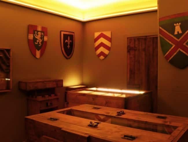 escape room: La medieval