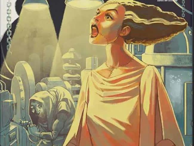 escape room: La novia de Frankenstein