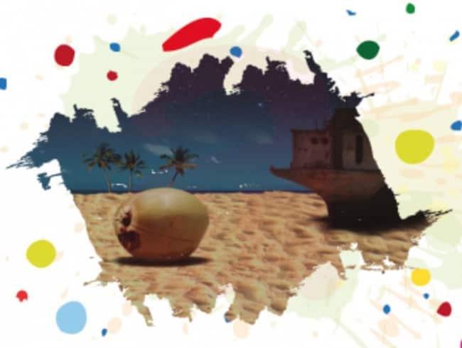 escape room: La platja perduda