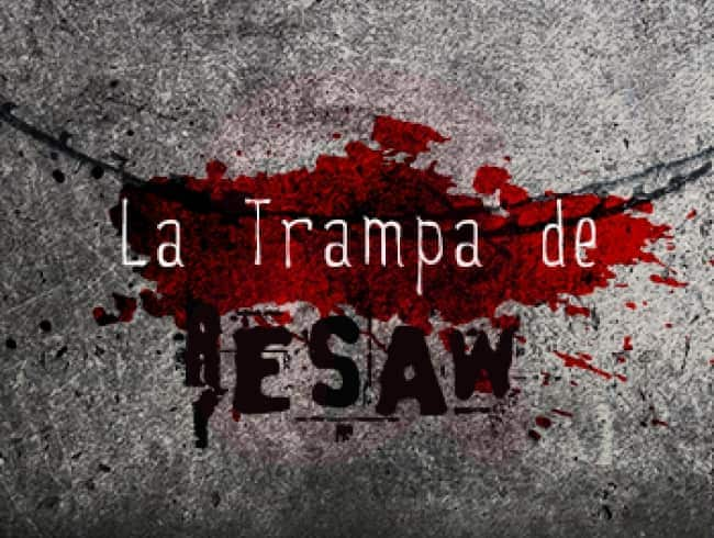 escape room: La trampa de Resaw