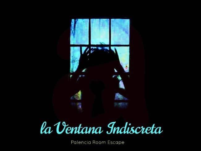 escape room: La ventana indiscreta