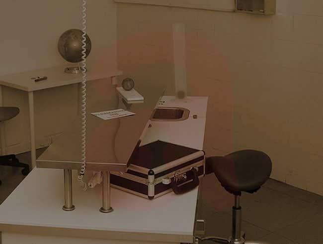 escape room: Laboratorio 2010