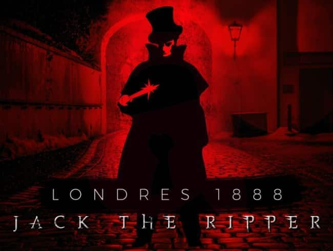 escape room: Londres 1888: Jack the Ripper