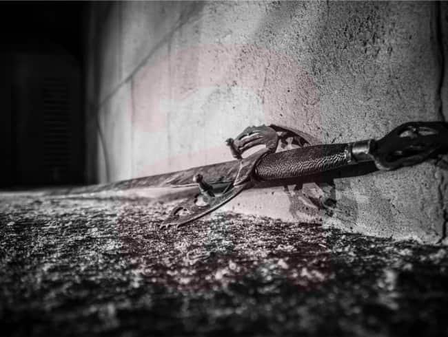 escape room: Los custodios de la espada
